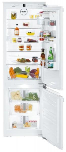 Liebherr ICNP 3366-20 Einbau Kühl-Gefrier-Kombination